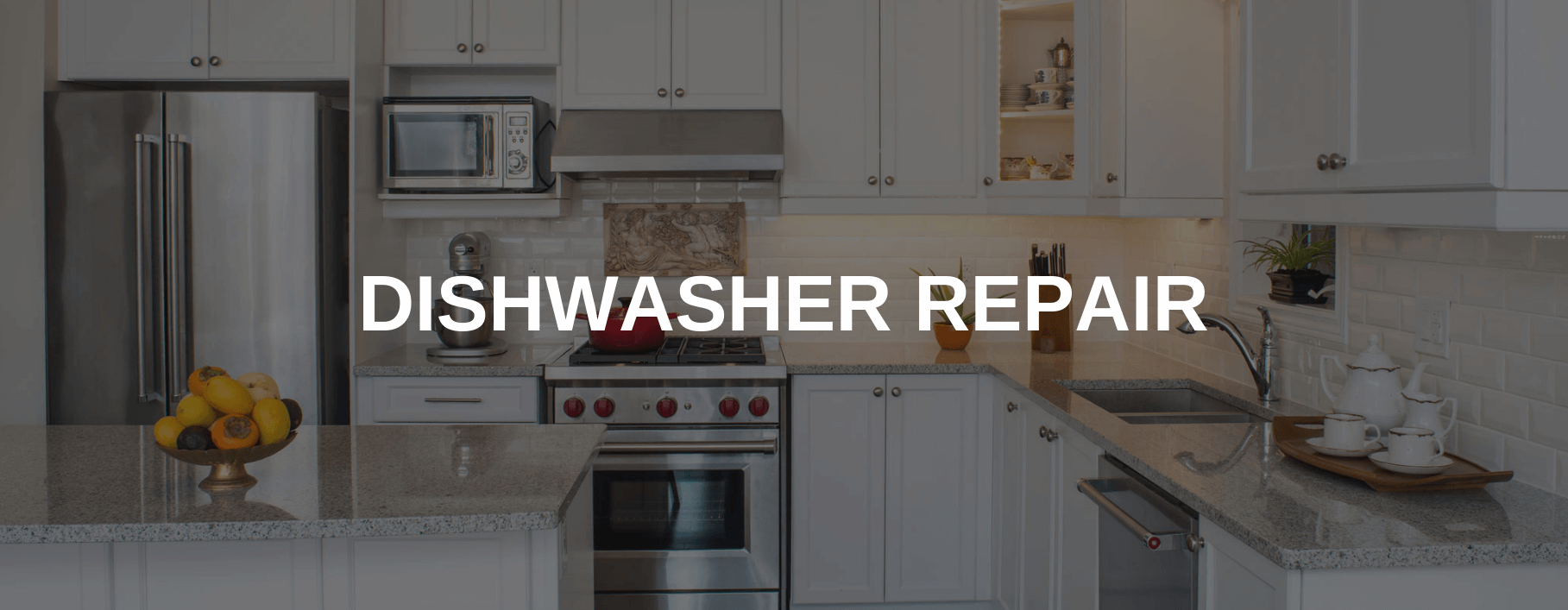 dishwasher repair shoreline